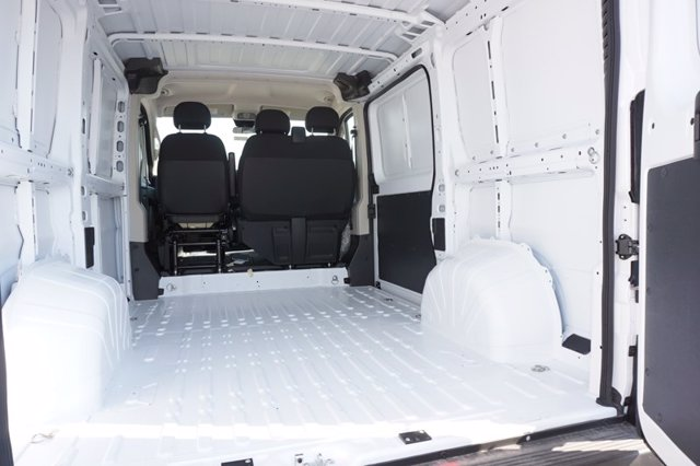 2021 Ram ProMaster 1500 Standard Roof FWD, Empty Cargo Van #62219D - photo 1