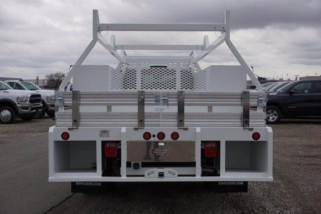 2020 Ram 5500 Crew Cab DRW 4x4, Scelzi Contractor Body #62635D - photo 6