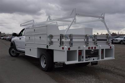 2020 Ram 5500 Crew Cab DRW 4x4, Scelzi Contractor Body #62635D - photo 7