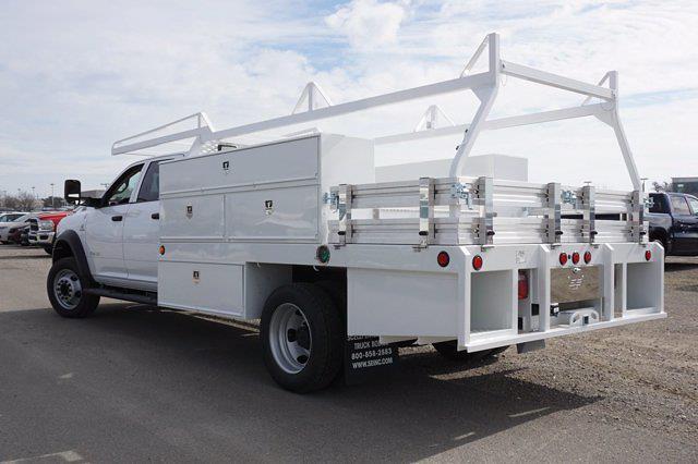 2020 Ram 5500 Crew Cab DRW 4x4, Scelzi SCTFB Contractor Body #62642D - photo 2