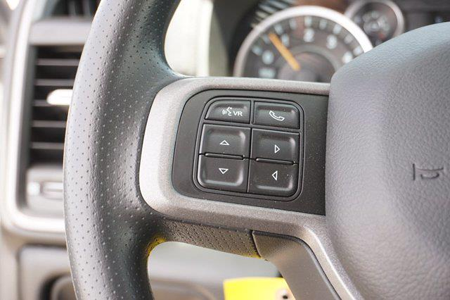 2020 Ram 3500 Regular Cab DRW 4x4, Scelzi Front Range Platform Body #62655D - photo 15