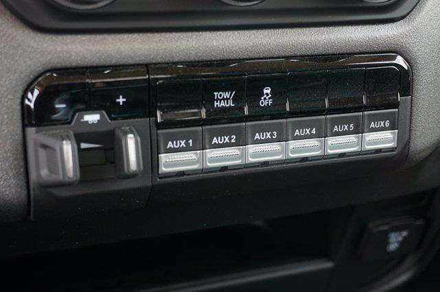 2020 Ram 3500 Regular Cab DRW 4x4, Scelzi Front Range Platform Body #62655D - photo 22