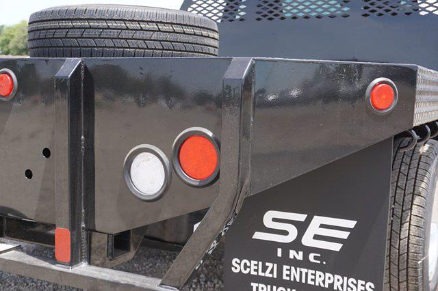 2020 Ram 3500 Regular Cab DRW 4x4, Scelzi Front Range Platform Body #62655D - photo 6