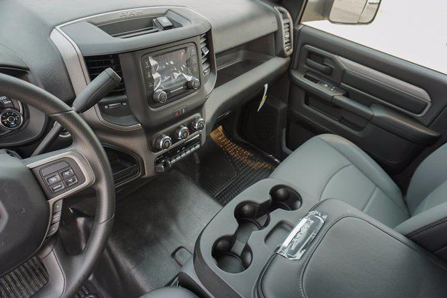 2021 Ram 5500 Regular Cab DRW 4x2,  Scelzi CTFB Contractor Body #62684D - photo 18