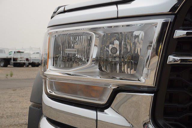 2021 Ram 5500 Regular Cab DRW 4x2,  Scelzi CTFB Contractor Body #62684D - photo 4