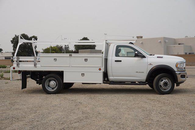 2021 Ram 5500 Regular Cab DRW 4x2,  Scelzi CTFB Contractor Body #62684D - photo 2