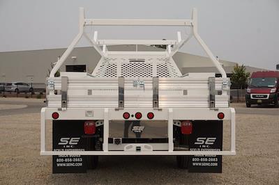 2021 Ram 5500 Regular Cab DRW 4x2,  Scelzi CTFB Contractor Body #62684D - photo 6