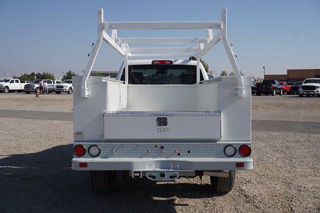 2021 Ram 3500 Regular Cab 4x4,  Scelzi Signature Service Body #62696D - photo 7