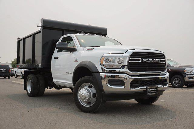 2021 Ram 5500 Regular Cab DRW 4x4,  Enoven Truck Body & Equipment Dump Body #63802D - photo 1