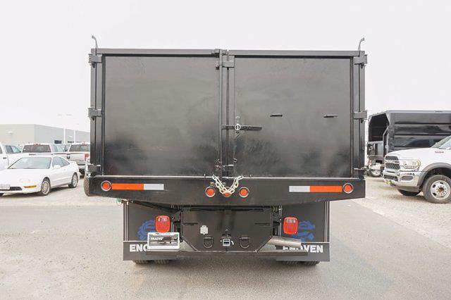 2021 Ram 5500 Regular Cab DRW 4x4,  Enoven Truck Body & Equipment Dump Body #63802D - photo 2
