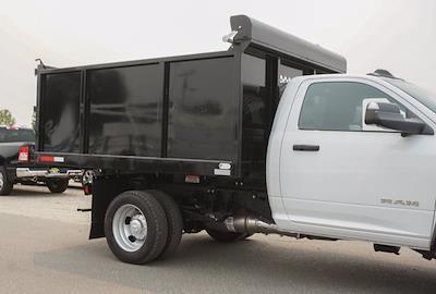2021 Ram 5500 Regular Cab DRW 4x4,  Enoven Truck Body & Equipment Dump Body #63802D - photo 3