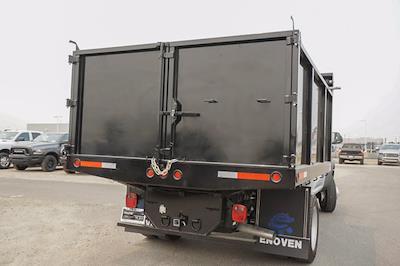 2021 Ram 5500 Regular Cab DRW 4x4,  Enoven Truck Body & Equipment Dump Body #63802D - photo 4