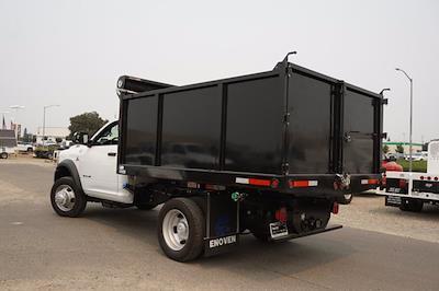 2021 Ram 5500 Regular Cab DRW 4x4,  Enoven Truck Body & Equipment Dump Body #63802D - photo 5