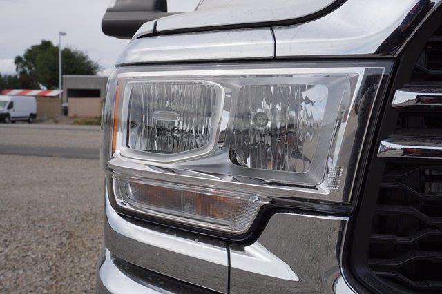 2021 Ram 3500 Crew Cab DRW 4x4, Cab Chassis #63963D - photo 4