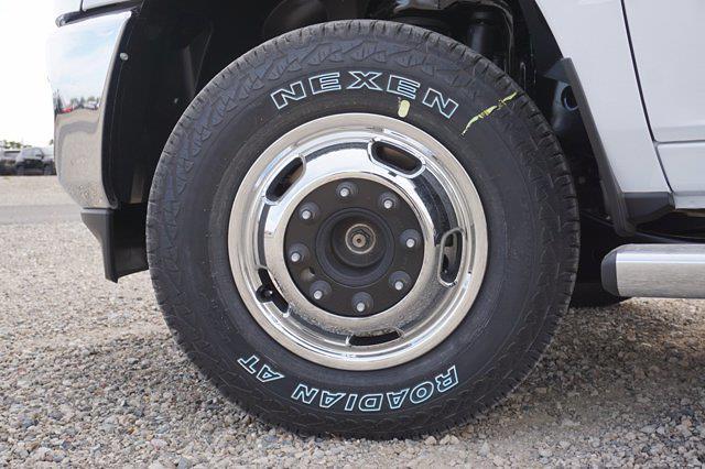 2021 Ram 3500 Crew Cab DRW 4x4, Cab Chassis #63963D - photo 9
