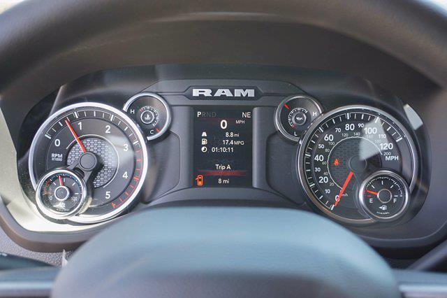 2021 Ram 3500 Crew Cab DRW 4x4, Cab Chassis #64103D - photo 14