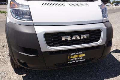 2021 Ram ProMaster 3500 Extended High Roof FWD, Empty Cargo Van #64380D - photo 4