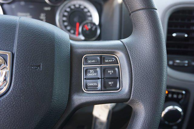 2021 Ram 1500 Classic Quad Cab 4x4, Pickup #64800D - photo 17