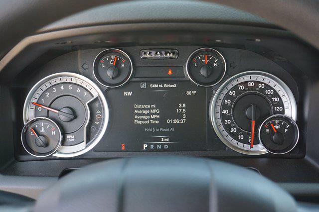 2021 Ram 1500 Classic Quad Cab 4x4, Pickup #64808D - photo 13