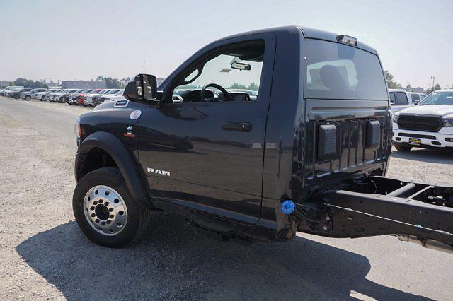 2021 Ram 5500 Regular Cab DRW 4x2,  Cab Chassis #65216D - photo 8