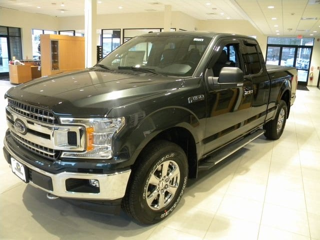 2018 F-150 Super Cab 4x4,  Pickup #7124 - photo 3
