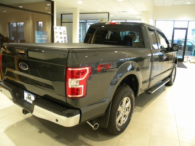2018 F-150 Super Cab 4x4,  Pickup #7124 - photo 2