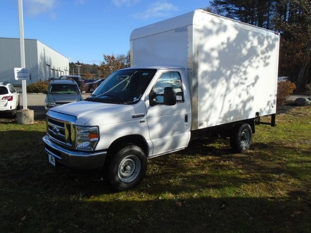 2017 E-350 4x2,  Dejana Truck & Utility Equipment Cutaway Van #7225 - photo 4