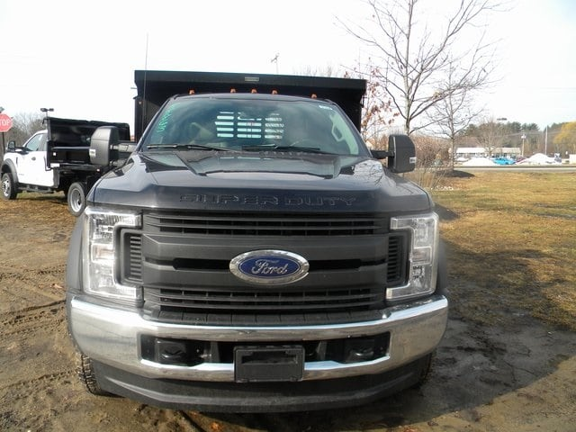 2018 F-550 Regular Cab DRW 4x4,  Reading Dump Body #7384 - photo 3