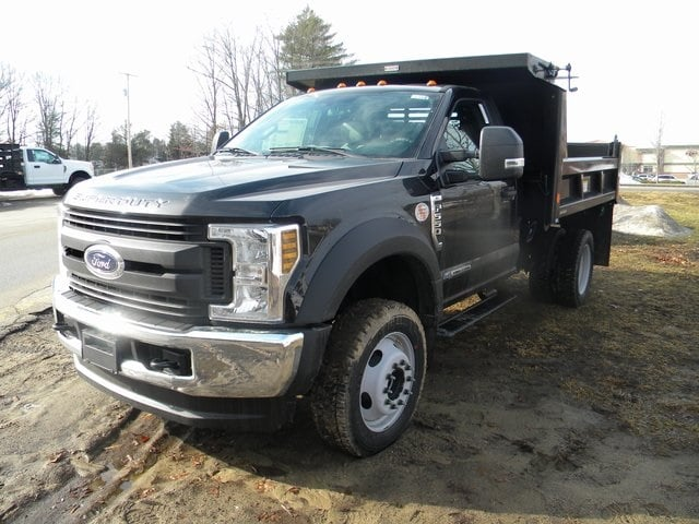 2018 F-550 Regular Cab DRW 4x4,  Reading Dump Body #7384 - photo 4