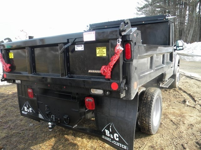 2018 F-550 Regular Cab DRW 4x4,  Reading Dump Body #7384 - photo 2