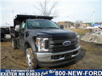2018 F-550 Regular Cab DRW 4x4,  Reading Dump Body #7384 - photo 1