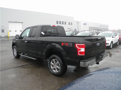 2018 F-150 Super Cab 4x4,  Pickup #7416 - photo 5