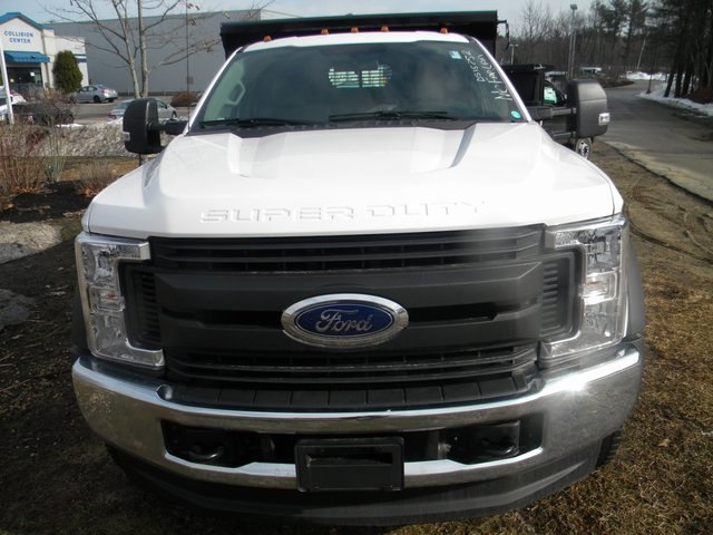 2018 F-550 Super Cab DRW 4x4,  Rugby Dump Body #7422 - photo 4