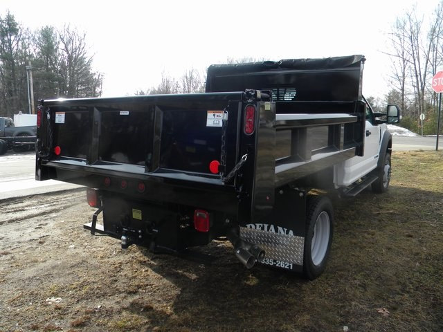 2018 F-550 Super Cab DRW 4x4,  Rugby Dump Body #7422 - photo 2