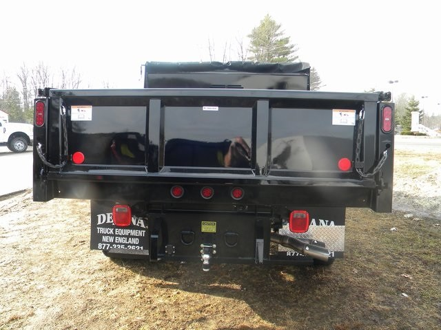 2018 F-550 Super Cab DRW 4x4,  Rugby Dump Body #7422 - photo 6