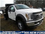 2018 F-550 Super Cab DRW 4x4,  Rugby Dump Body #7422 - photo 1