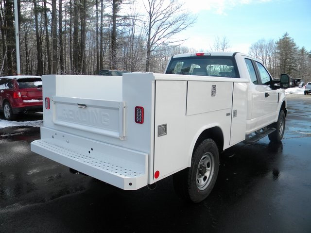 2018 F-350 Super Cab 4x4, Reading Service Body #7432 - photo 2