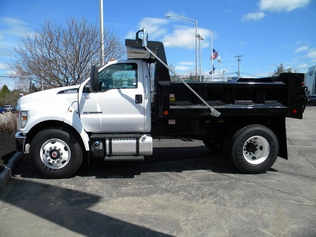 2018 F-650 Regular Cab DRW 4x2,  Crysteel Dump Body #7546 - photo 7