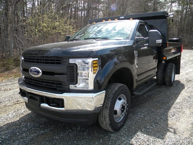 2018 F-350 Regular Cab DRW 4x4,  Dump Body #7575 - photo 3