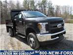 2018 F-350 Regular Cab DRW 4x4,  Dump Body #7575 - photo 1