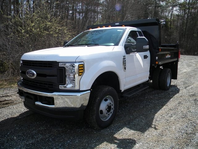 2018 F-350 Regular Cab DRW 4x4,  Reading Marauder SL Dump Body #7576 - photo 3