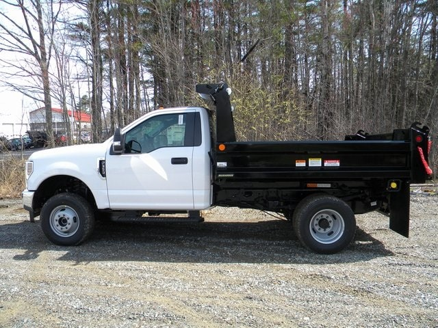 2018 F-350 Regular Cab DRW 4x4,  Reading Marauder SL Dump Body #7576 - photo 7