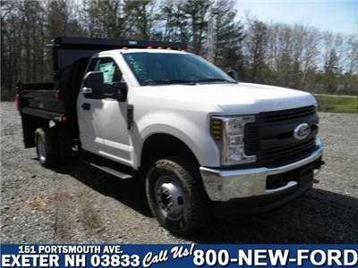 2018 F-350 Regular Cab DRW 4x4,  Reading Marauder SL Dump Body #7576 - photo 1