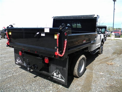 2018 F-350 Regular Cab DRW 4x4,  Reading Marauder SL Dump Body #7576 - photo 2