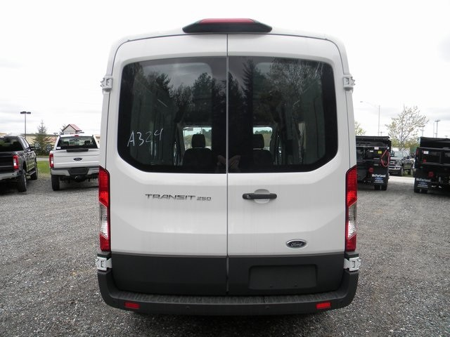 2018 Transit 250 Med Roof 4x2,  Empty Cargo Van #7611 - photo 7
