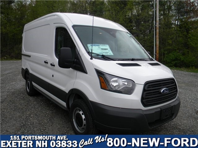 2018 Transit 250 Med Roof 4x2,  Empty Cargo Van #7611 - photo 1