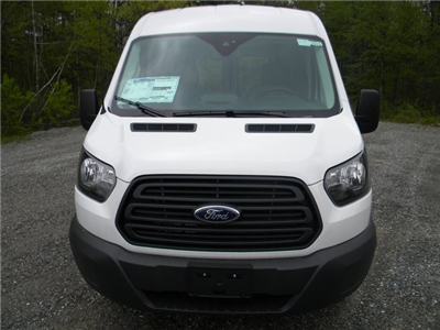 2018 Transit 250 Med Roof 4x2,  Empty Cargo Van #7611 - photo 4