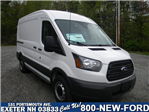 2018 Transit 250 Med Roof,  Empty Cargo Van #7611 - photo 1