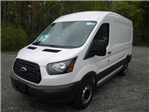 2018 Transit 250 Med Roof 4x2,  Empty Cargo Van #7611 - photo 3
