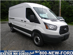2018 Transit 250 Med Roof,  Empty Cargo Van #7657 - photo 1